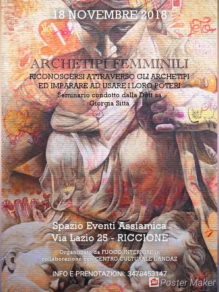 ARCHETIPI FEMMINILI - Riconoscersi attraverso gli archetipi ed imparare ad usare i loro poteri