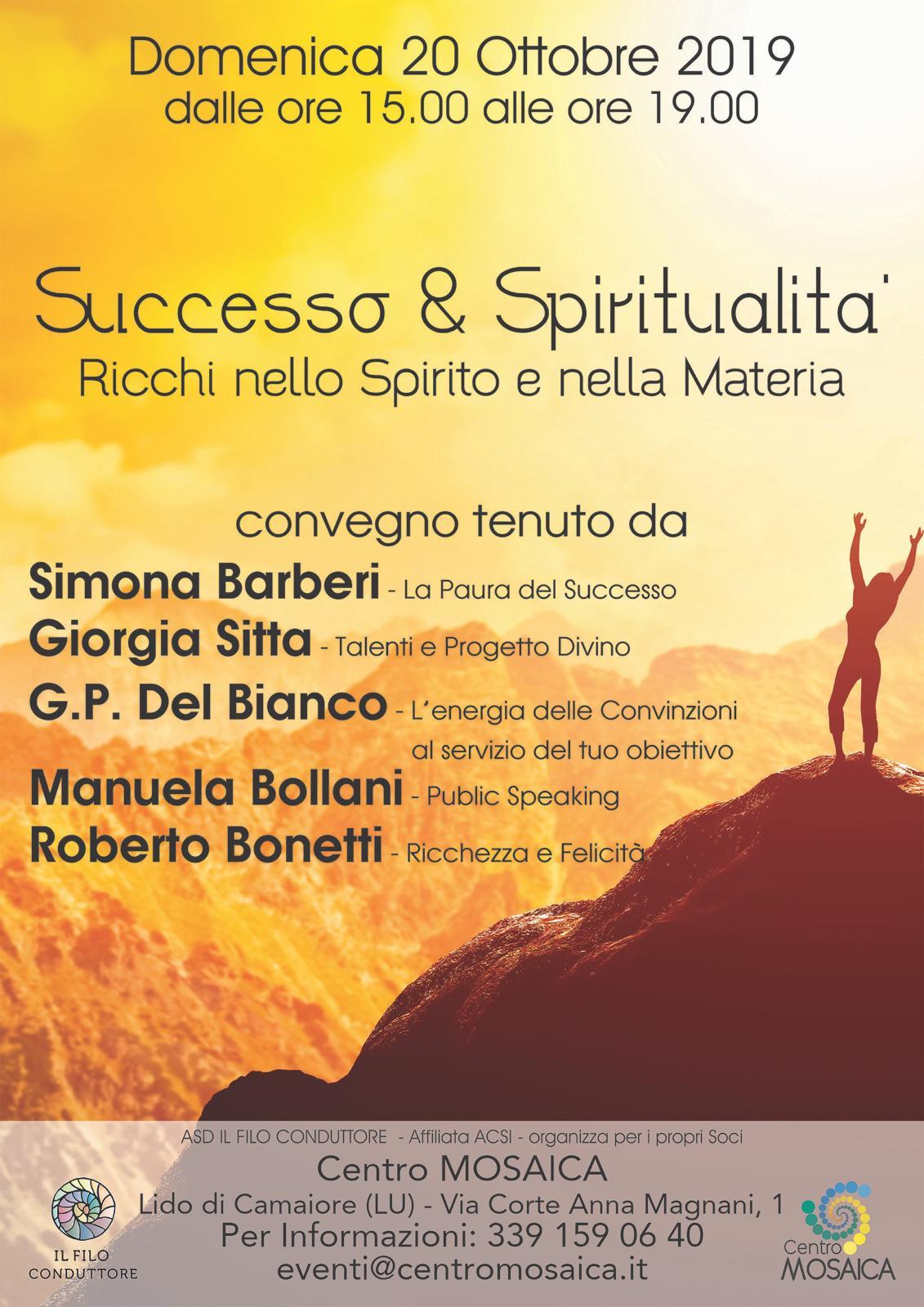Successo & Spiritualità